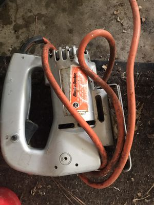 Black and decker drill jigsaw and sander for Sale in Brandon, MS