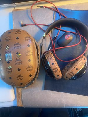 Beats studio mcm edition for Sale in Queens, NY
