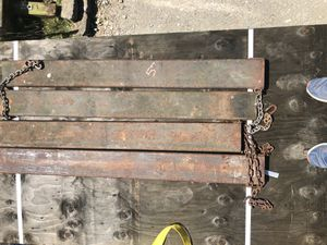 Forklift extenders 5' for Sale in Renton, WA