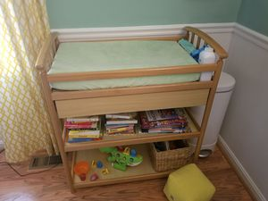 Changing table for baby for Sale in Annandale, VA