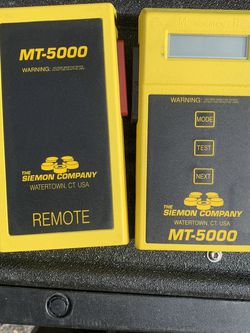 Mt-5000 Multi Cable Tester for Sale in Camas,  WA