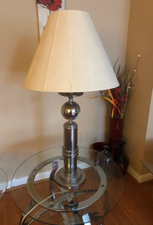 2 table lamps for 70 for Sale in Washington, DC
