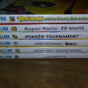 Nintendo Wii U Games for Sale in Raynham, MA