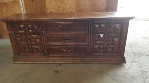 Dresser and two mirrors for Sale in Houston, TX