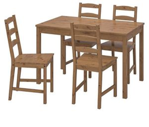 IKEA Dining set - table and 5 chairs for Sale in Miami, FL