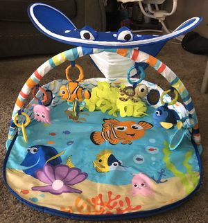 Finding Nemo Tummy Time Mat for Sale in Downey, CA