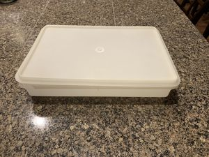 Vintage Tupperware bacon keeper for Sale in Boring, OR