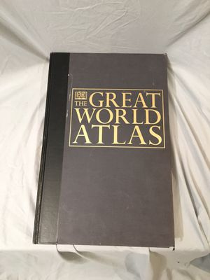 "The Great World Atlas Book 📖 📚 12""X 18"" for Sale in Phoenix, AZ"