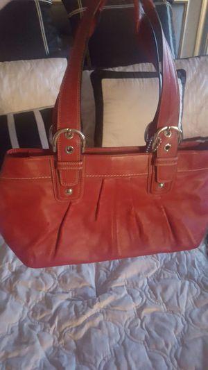 Designer Coach handbag purse for Sale in Denver, CO