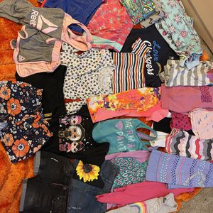 Size 7/8 Girls Clothes Kids for Sale in Hemet, CA