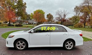 Price$1000 URGENT Selling my 2012 Toyota Corolla for Sale in Daly City, CA