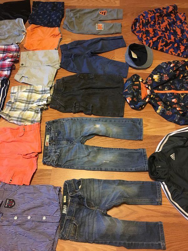 Boy's Clothes 18M 35 pieces