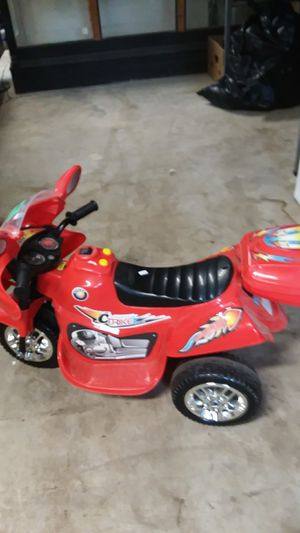 Kids ride on motorcycle for Sale in Floris, IA