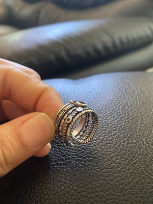Silver 952 ring for Sale in Carmichael, CA