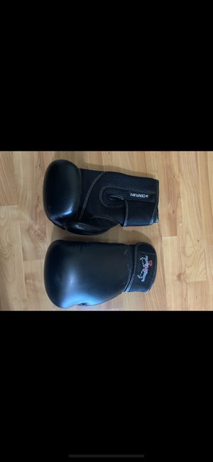 Boxing gloves. Size in the picture for Sale in Carmichael, CA