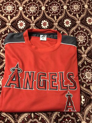 Red L. A. Angels Jersey shirt XXL for Sale in Arcadia, CA