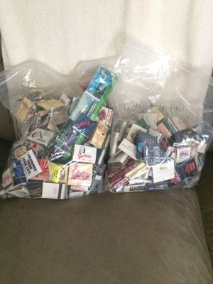 2 Bags and a Bucket of a Match Collection for Sale in Hampton, VA