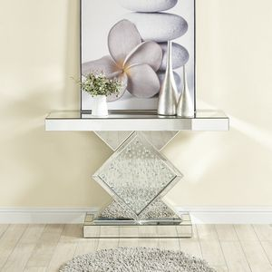 Crystal console tabe for Sale in Philadelphia, PA
