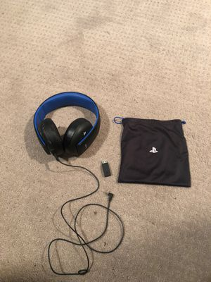PS4 Wireless/Wired Headset for Sale in Walnut, CA