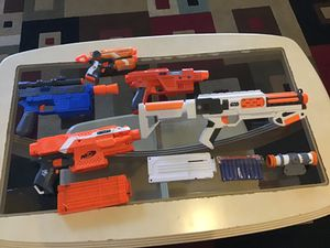 Nerf guns/ Stryfe/ 3 Star Wars for Sale in Lewisville, TX