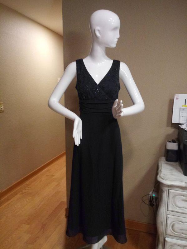 R&M. Mother of the bride Blue Lace dress sze 12P