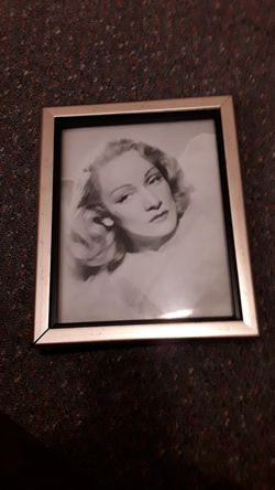 ( 1945 ) Photo of Marlena Deitrich for Sale in Mount Laurel Township,  NJ