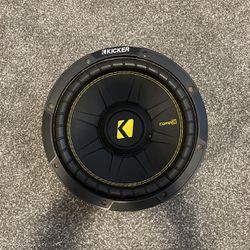 "Kicker 10"" Subwoofer for Sale in Monroe Township,  NJ"