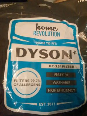 Dyson vacuum filter DC-25 garage sale for Sale in Los Angeles, CA