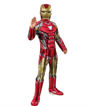 Kids Iron Man costume Deluxe for Sale in Dallas, TX