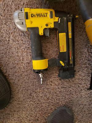 Dewalt finishing nail gun for Sale in Denver, CO