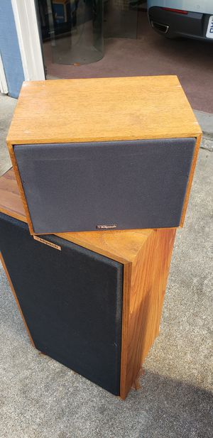 Klipsch center channel for Sale in Yorktown, VA