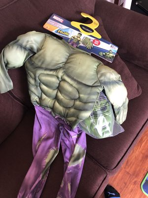 Hollween costume boys size 5 to 6 year old. for Sale in Newark, CA
