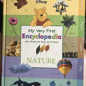 Disney Winnie the Pooh encyclopedia for Sale in Fresno, CA