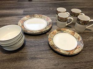 Fall dish set for Sale in Rexburg, ID