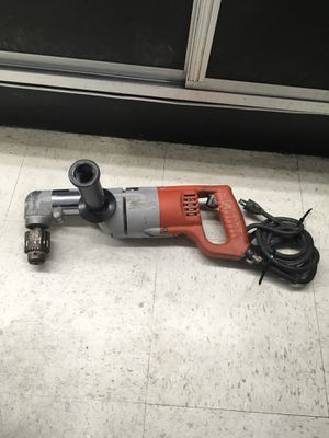 milwaukee right angle drill 1107-1-used for Sale in Brentwood, NY