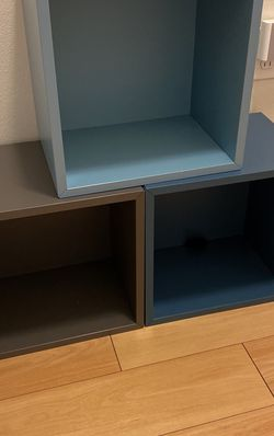 Set Of 3 IKEA Wall Boxes for Sale in Boulder,  CO