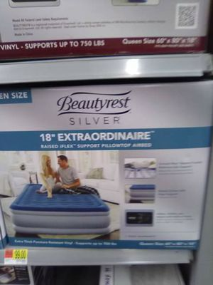 Quewen size large air mattress in for Sale in Jonesboro, AR