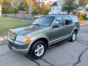 2002 Ford Explorer Eddie Bauer Edition for Sale in East Hartford, CT