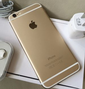 iPhone 6 plus (6+) - factory unlocked, clean IMEI, just like new for Sale in Springfield, VA