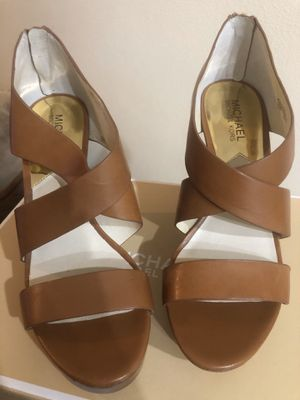 """Michael Kors """"Elena"""" Wedges for Sale in Tampa, FL"""