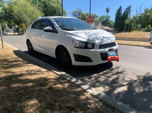 2013 Chevy Sonic LT 1.8 for Sale in Los Angeles, CA