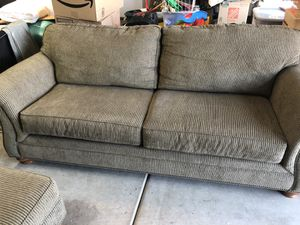 Broyhill Prestige Sofa, Chair, and Ottoman for Sale in Mesa, AZ