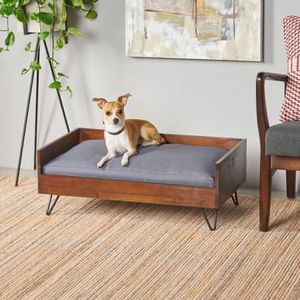 Stylish and Comfortable Mid Century Modern Dog Bed for Sale in Corona, CA