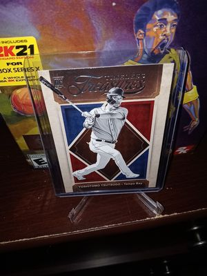 2020 Panini Chronicles Timeless Treasures Baseball! Hot Yoshitomo Tsutsugo Rookie Card! for Sale in City of Industry, CA