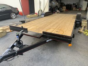 2019 20ft TRAILER CAR HAULER for Sale in Miami, FL