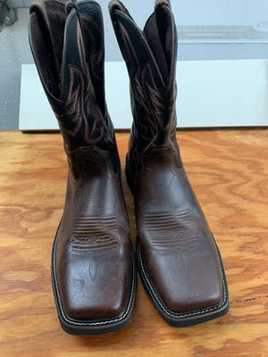 Justin boots for Sale in Houston, TX