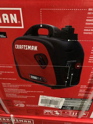 Craftsman generator retails $600 for Sale in Ontario, CA