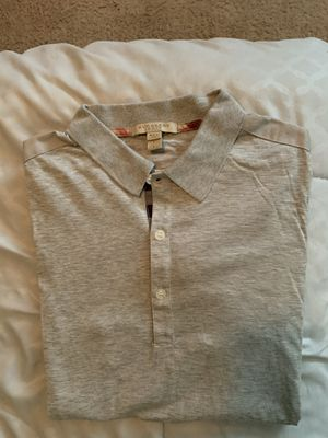 Men's Size Small Burberry Polo Shirt for Sale in Portland, OR