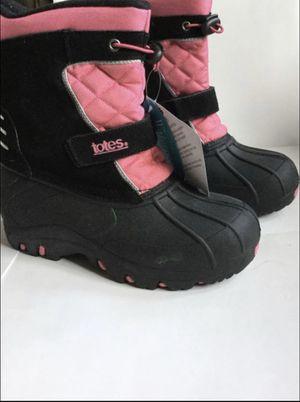 Kids waterproof rain or snow boots size 13 for Sale in Bellflower, CA
