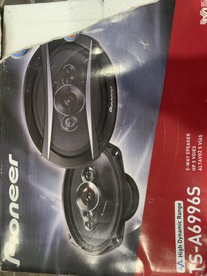 Pioneer speakers new in box for Sale in Beaverton, OR